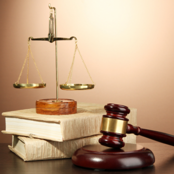 gavel and scale small